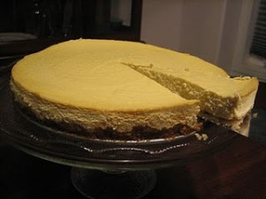Specific Carbohydrate Diet Cheese Cake Recipe