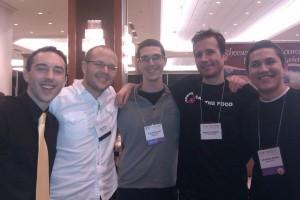 Chris M, Matt Stone, Rob A, Aaron F, Jonathan